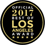 Best of Los Angeles 2017 Award Winner